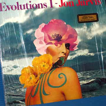 "JON JARVIS   - ""Evolutions I"" -  Crystal Clear D-D Limi..."