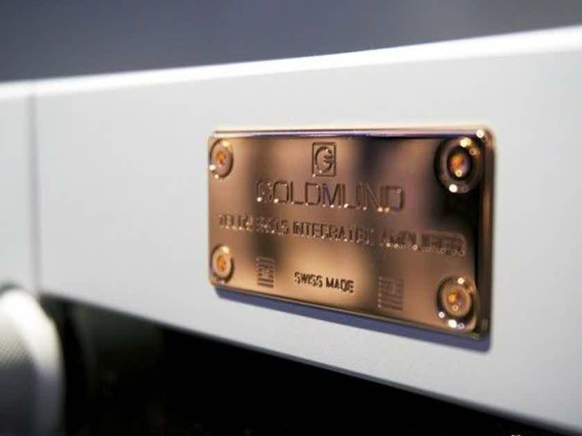 Goldmund Telos 390.5 Int. amp with USB/coaxial DAC, Don't Miss this...
