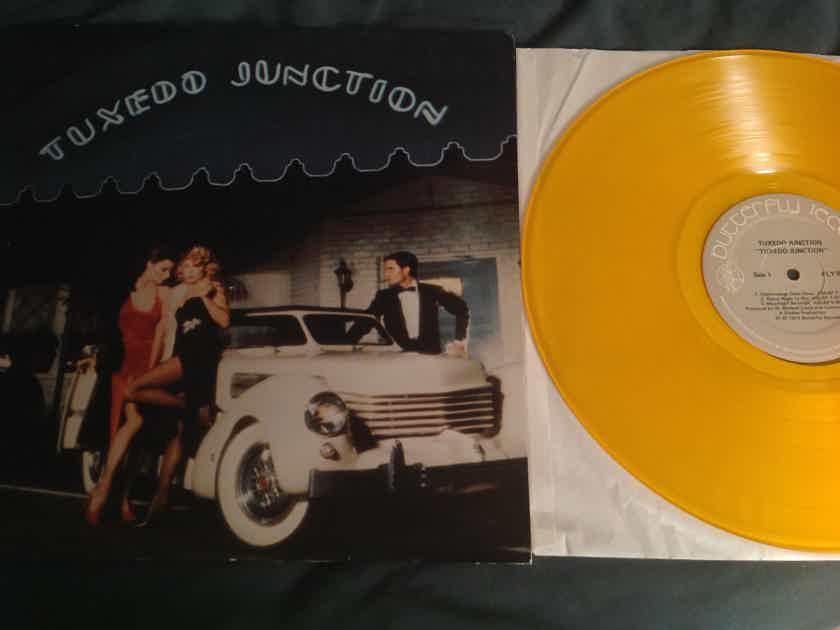 Tuxedo Junction  Tuxedo Junction Butterfly Records Yellow Vinyl