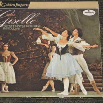 "Fistoulari/London Symphony Orch - Adam ""GISELLE"" Mercur..."