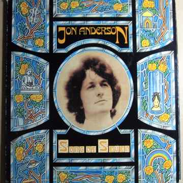 Jon Anderson - Song Of Seven  - 1980 Atlantic SD 16021
