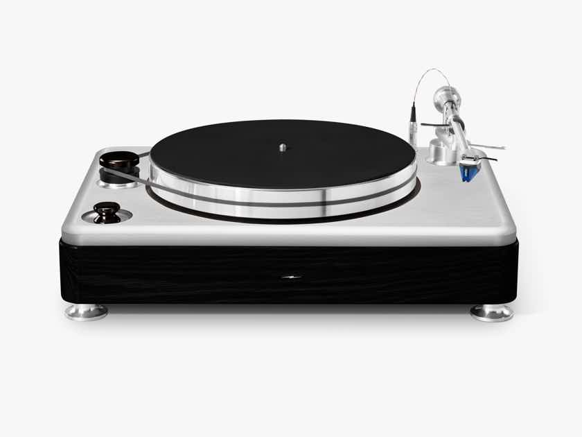 Shinola The Runwell Turntable Beautiful Turntable with Cartridge & Built-in Phono Pre-amp.