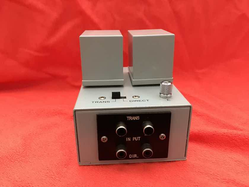 Kanno CL-2 25DB Step up transformer ....REDUCED