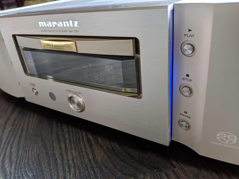 Marantz 11s1 (SACD)