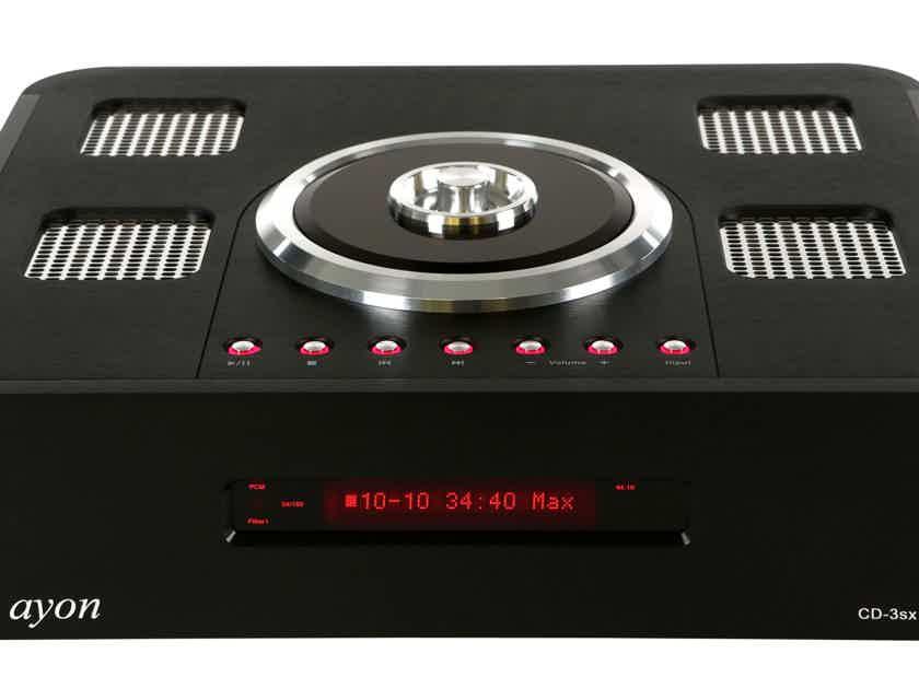 Ayon Audio CD-3SX PREAMP - DSD