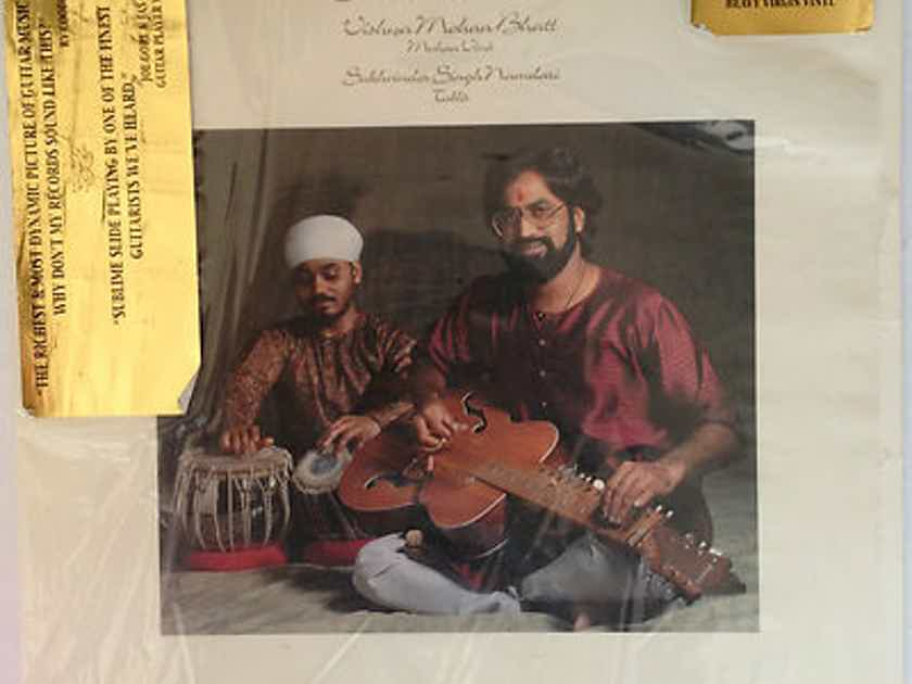 Vishwa Mohan Bhatt - Saradamani Water Lily Acoustics LP Sealed