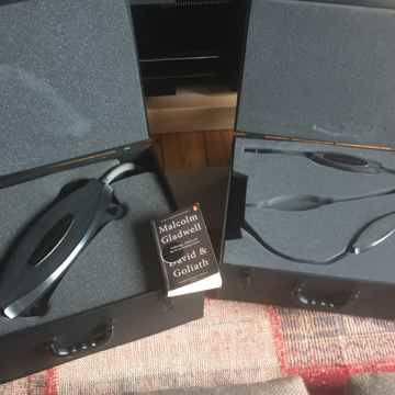 Transparent Audio Reference MM2