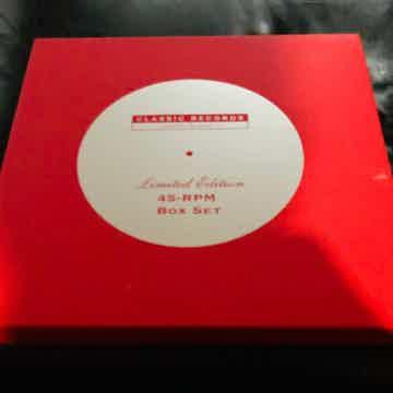 John Coletrain Blue Train Classic Record Clarity Box set