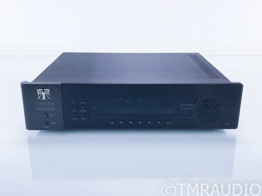 Theta Casa Nova 5.1 Channel Home Theater Processor; Remote (17190)