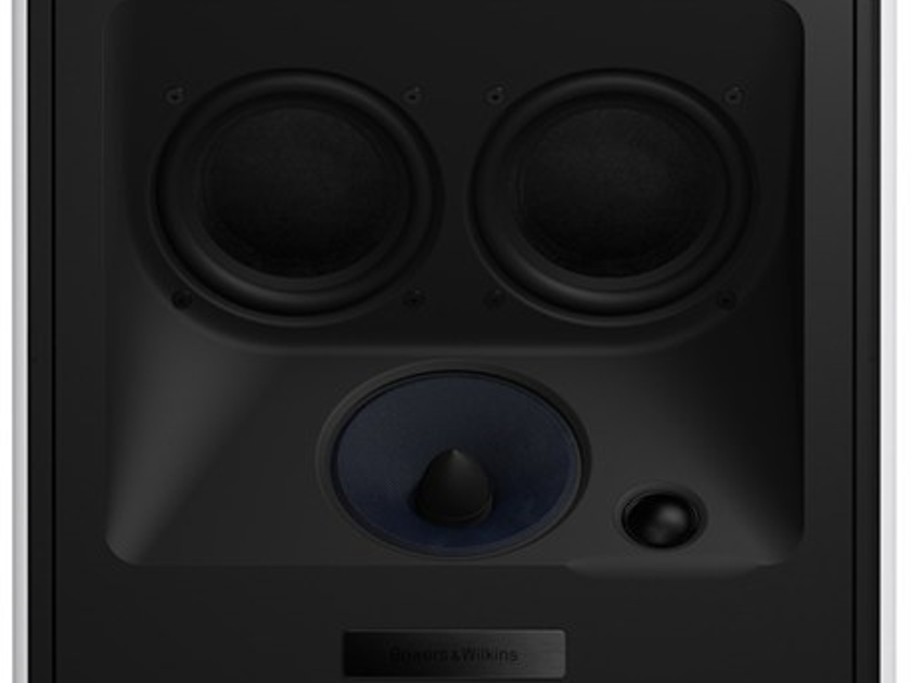 B&W (Bowers & Wilkins) CCM7.3 In-ceiling Speakers – White/Paintable – NEW IN BOX/Warranty