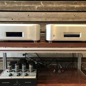 Esoteric P-02 CD/SACD Transport and D-02 DAC - Flagship...