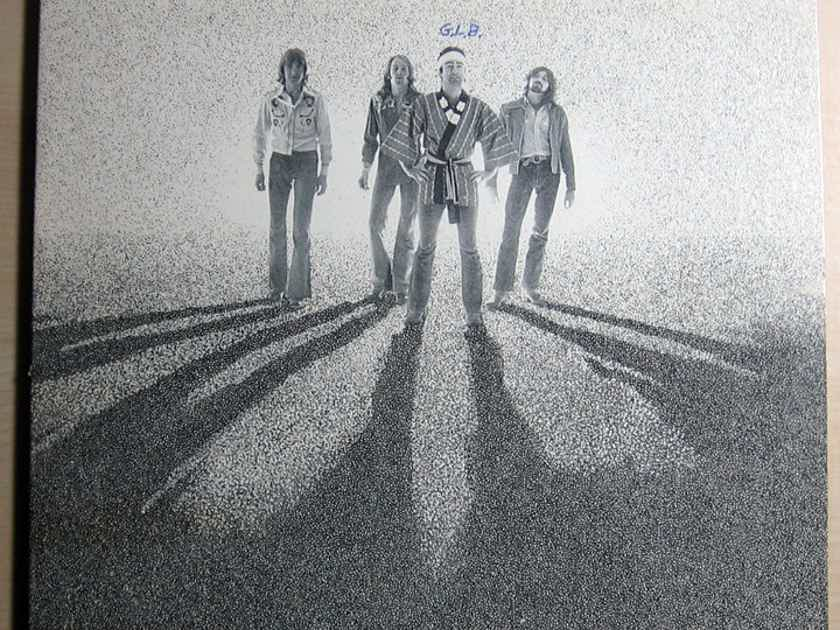 Bad Company - Burnin' Sky 1977 NM- Vinyl LP Swan Song SS 8500