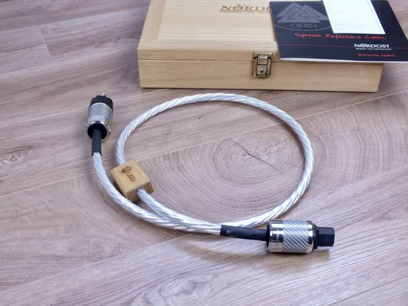 Nordost Odin highend audio power cable 1,25 metre