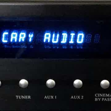 Cary Audio SL-100 Preamplifier