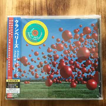 The Cranberries - Wake Up And Smell the Coffe Japan CD
