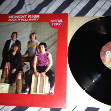 Midnight Flyer - Rock N Roll Party 12 Inch Vinyl EP Swa...