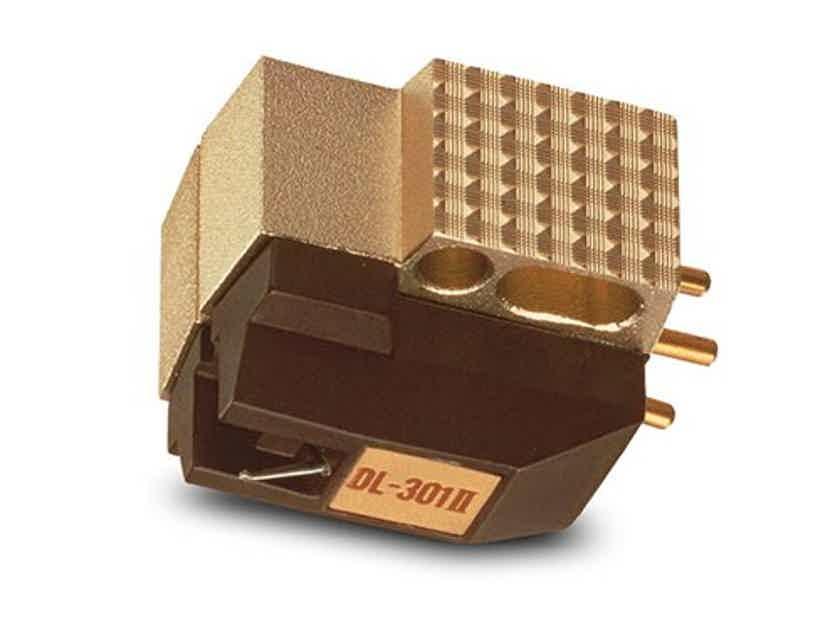 Denon DL-301II MC Phono Cartridge; DL301 Mk II (New) (21842)