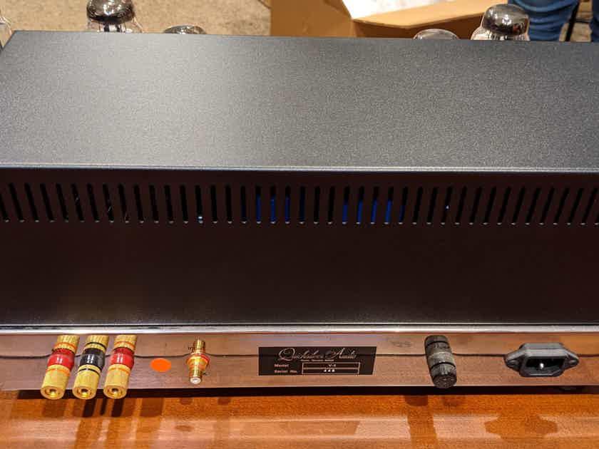 Quicksilver V4 Monoblock Tube Amp Pair