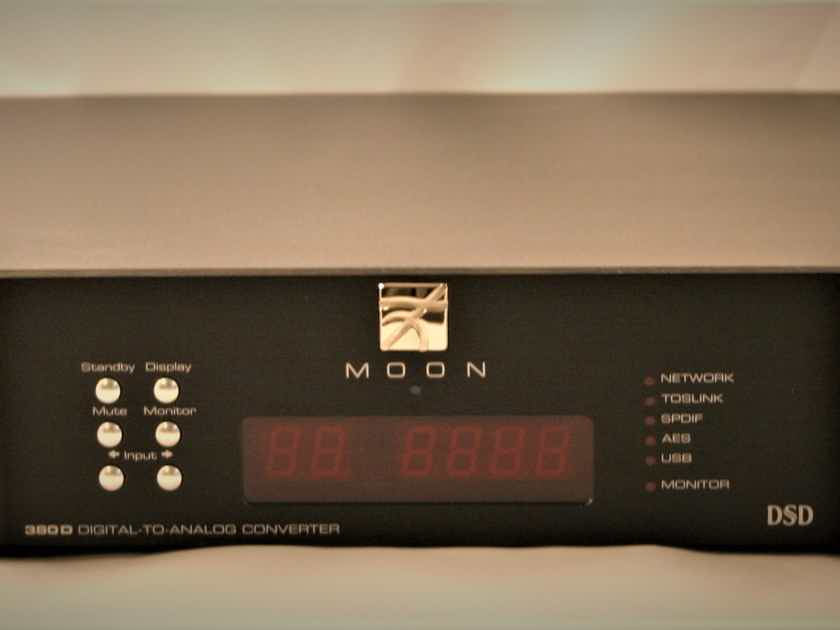Simaudio Moon Evo 380D DSD DAC