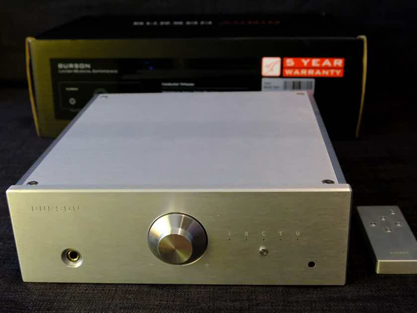 Burson Audio Conductor V2+ Headphone Amp/Preamp/DAC