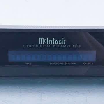 McIntosh D100 DAC