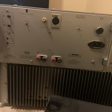 Pair Parasound JC1 Amps
