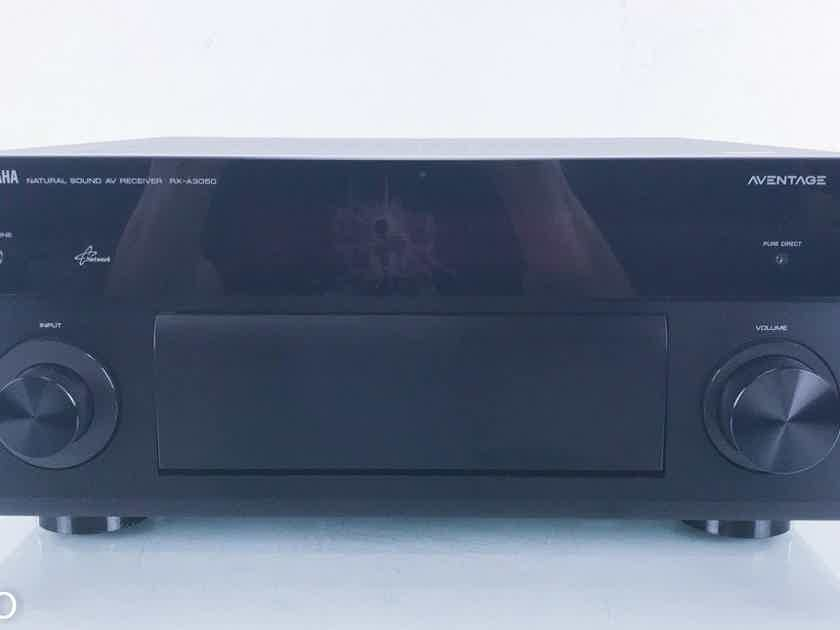 Yamaha Aventage RX-A3050  9.1 Channel Home Theater Receiver (13818)