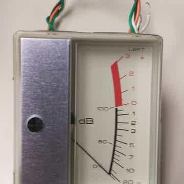 Vintage Pioneer RT-701 Reel to Reel RIGHT Channel VU Meter