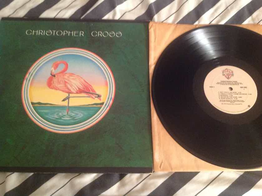 Christopher Cross Warner Brothers Records Canada