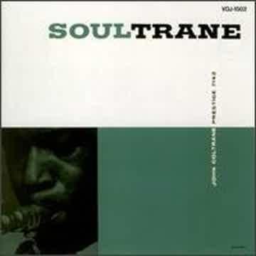 John Coltrane   Soultrane - OJC LP