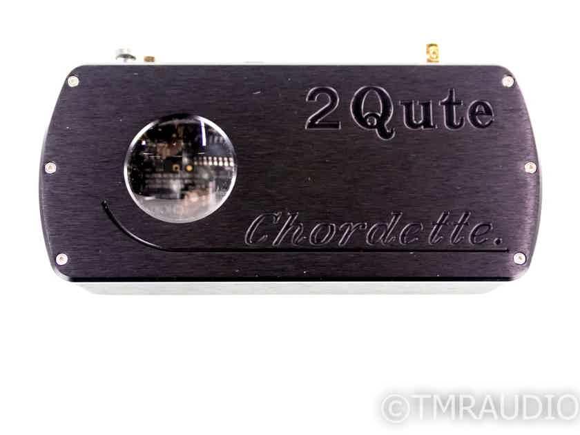 Chord Electronics 2Qute DAC; D/A Converter; DSD128; Low Noise Power Supply (19326)