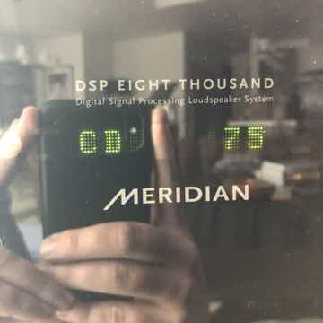 Meridian DSP-8000, DSP-8000.2 Exceptional Condition, Ma...