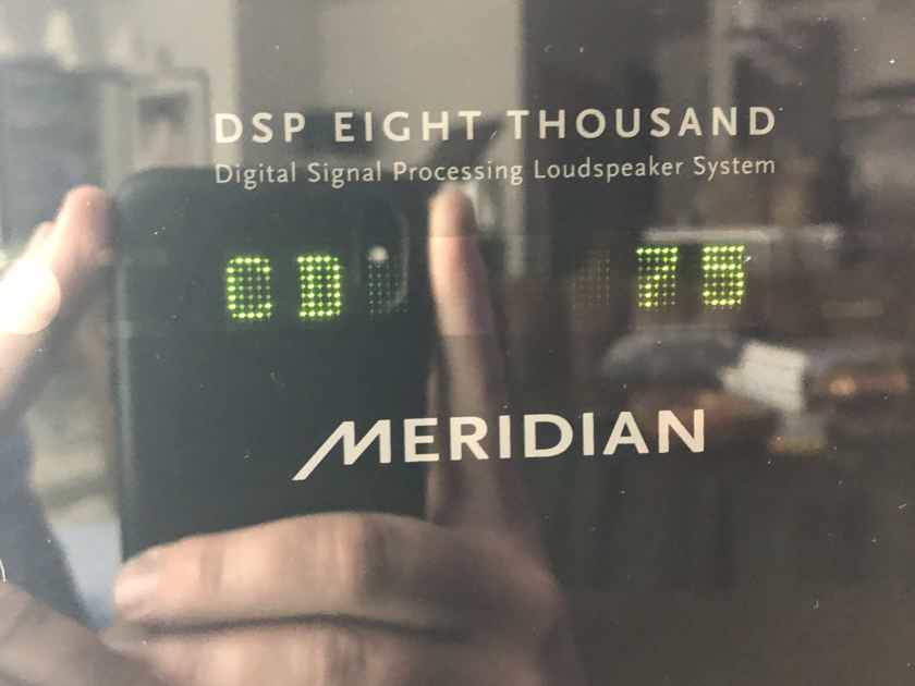 Meridian DSP-8000, DSP-8000.2 Exceptional Condition, Make Offers