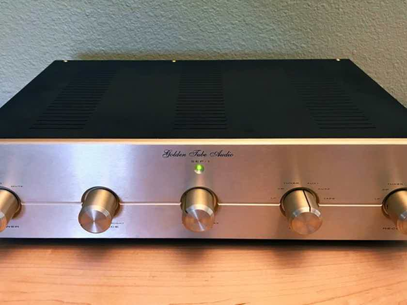 Golden Tube Audio SEP-1SE Tube Preamplifier