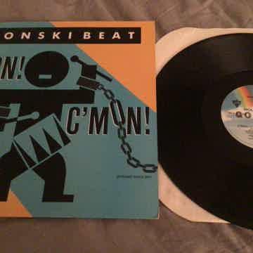 Bronski Beat 12 Inch  C'mon C'mon