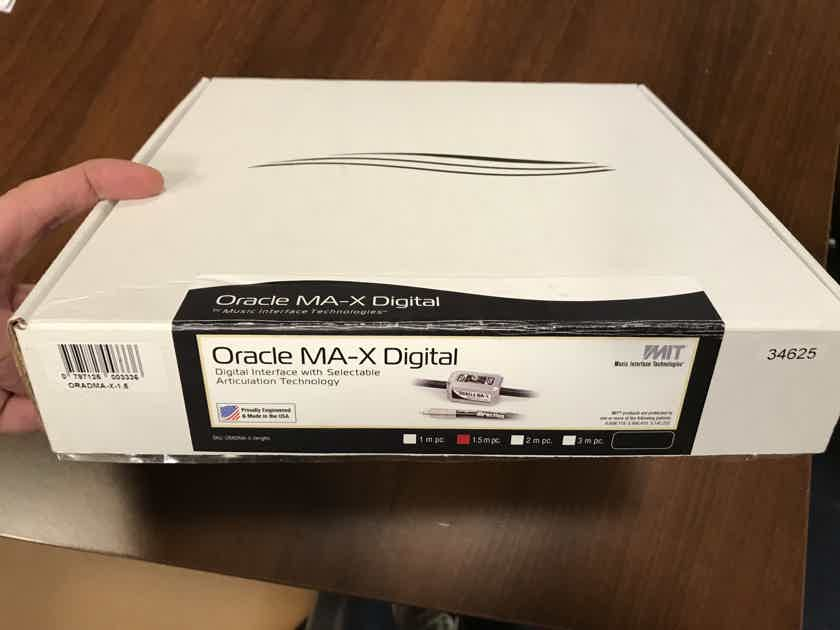 MIT Cables Oracle MA-X Digital S/PDIF RCA 1.5M