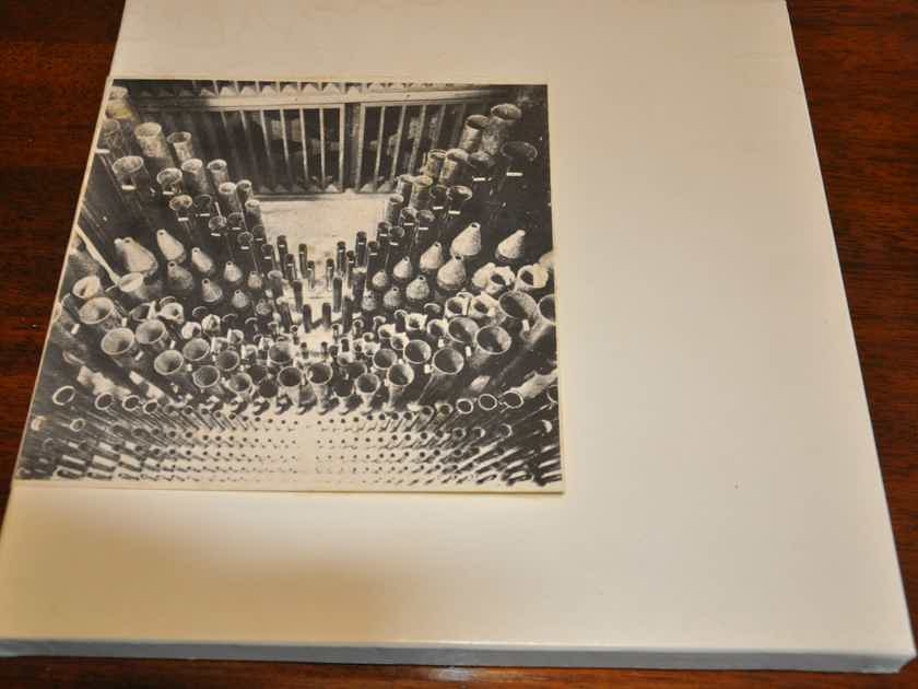 Norman Mackenzie - Organ Works of Gigout MASTER TAPE