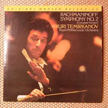 rachmaninoff - Symphony No. 2 Complete Version  MFSL 1-...