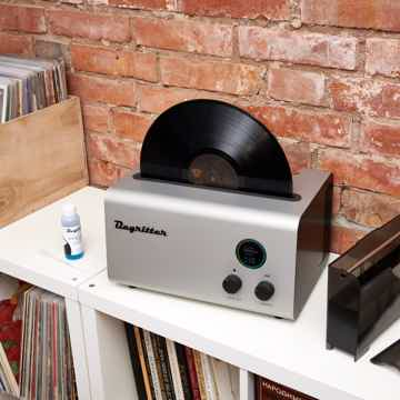Ultrasonic Record Cleaner