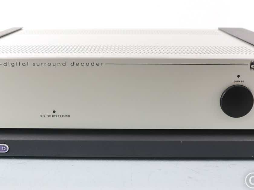 Proceed DSD Surround Sound Decoder; D/A Converter AS-IS (Doesn't work without PAV) (29345)