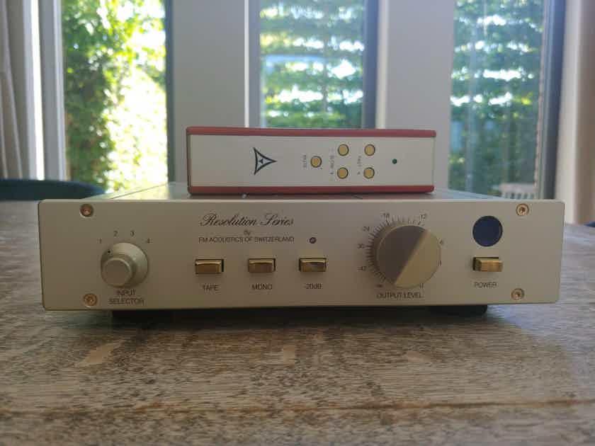 FM Acoustics FM155 MKIIR 220/240v