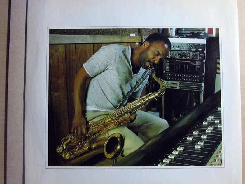 Grover Washington, Jr. - Winelight - 1980 Elektra 6E-305