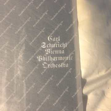 Vienna Philharmonic Bruckner Symphony No. 9