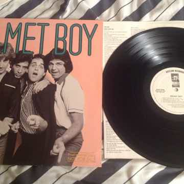 Helmet Boy Helmet Boy Asylum Records White Label Promo LP
