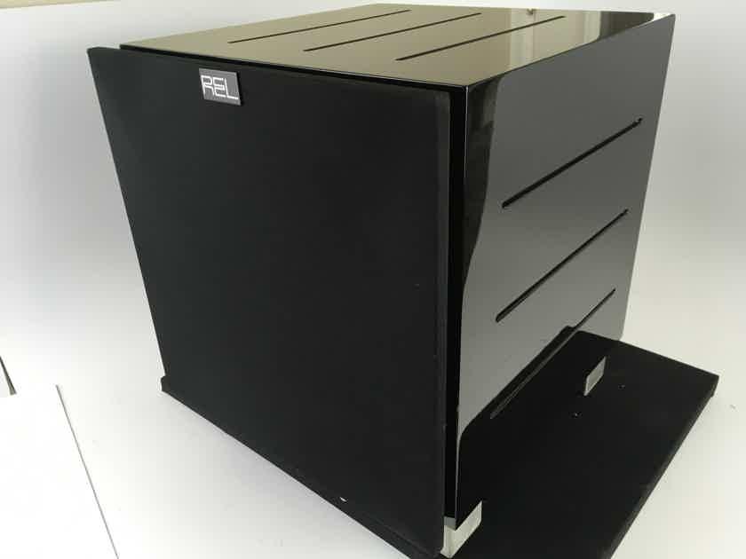 """REL Acoustics R-305 10"""" Subwoofer, Sub Base System"""