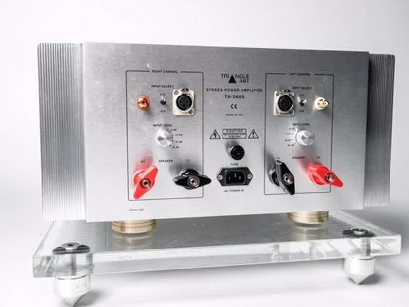 2019 CHRISTMAS SALE / TriangleART TA-260s Stereo Power Amplifier