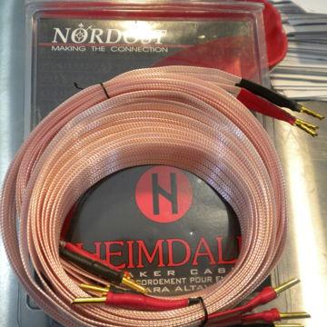 Heimdall Speaker Cables, 4M, Bi-Wire,