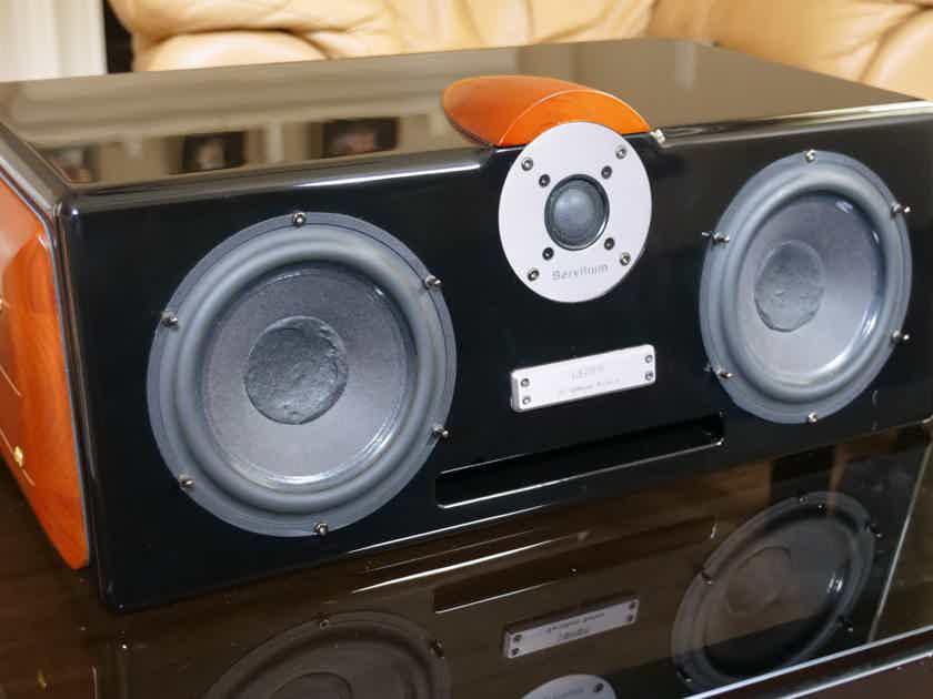 Usher Audio BE-616 Center speaker w/ Beryllium tweeter