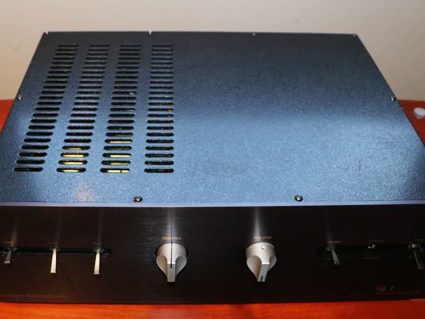 CONVERGENT AUDIO TECHNOLOGY SL1 REFERENCE TUBE PREAMPLIFIER
