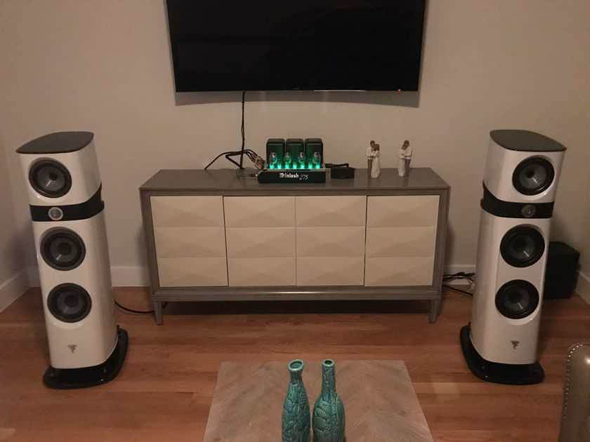 Focal Sopra N2 White gloss speaker 1 owner trade